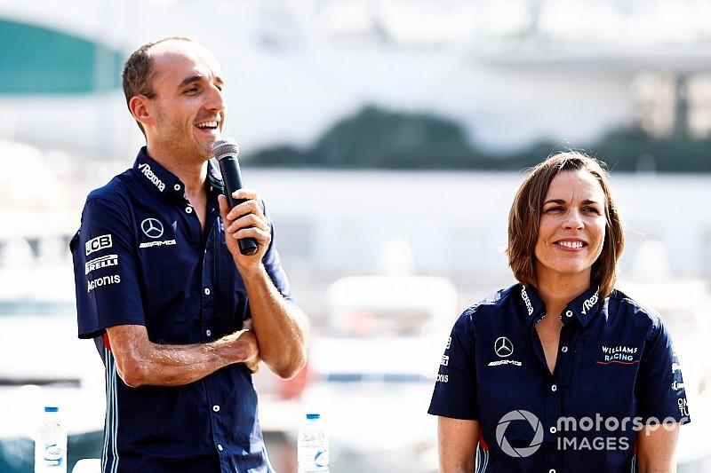 Claire Williams: Darum haben wir Robert Kubica befördert