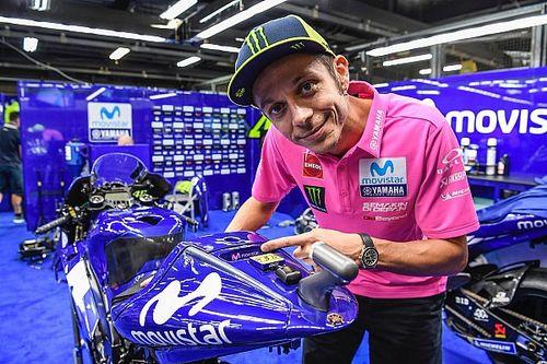 Rossi y Viñales se unen a la campaña del Día Mundial Contra el Cáncer de Mama
