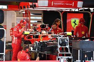 GALERÍA TÉCNICA: Últimas actualizaciones en los autos de F1 desde el pit lane