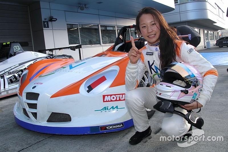 小山美姫、KYOJO2連覇も「問題ありあり」と自身のレースを反省