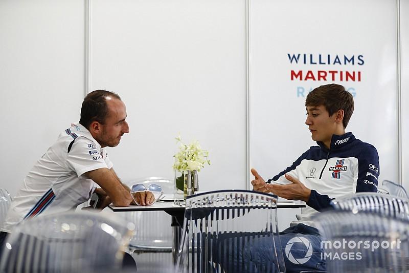 Kubica: Russell bizim zamanımıza göre F1'e çok daha iyi hazırlandı