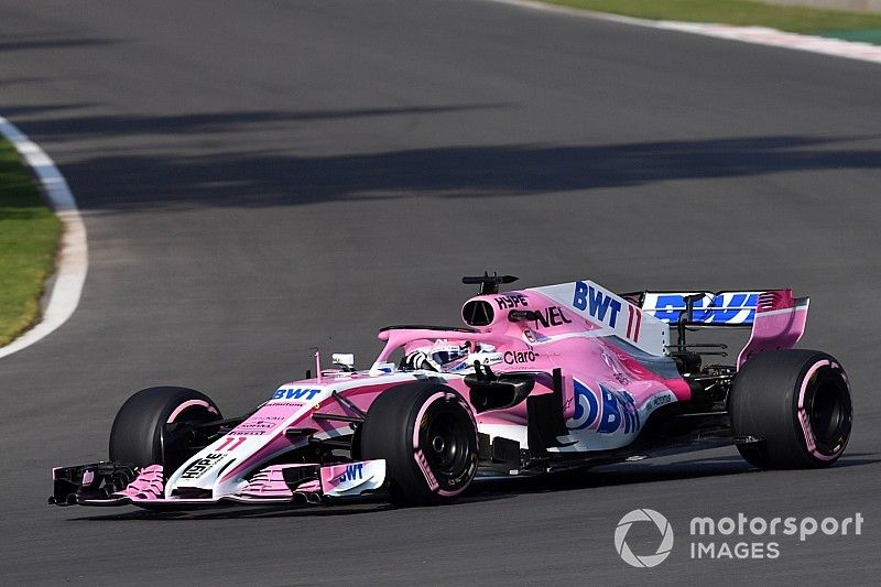 Pérez cree que puede dar la sorpresa en el GP de México