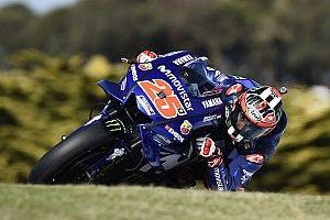 MotoGP, Phillip Island: Vinales interrompe il digiuno Yamaha, sul podio Iannone e Dovi