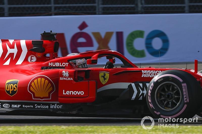 Ferrari отказалась от использования нового днища в Мексике