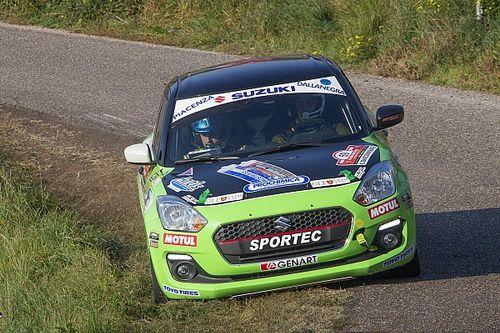 Suzuki Rally Trophy: Giorgio Cogni, il campione che ha vinto con la turbo
