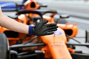 Las fotos de los test de Pirelli en Abu Dhabi