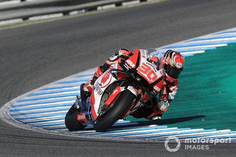 Nakagami manda en Jerez relegando a Márquez