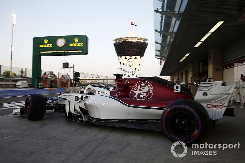 Alfa Romeo toma también el nombre del chasis de Sauber