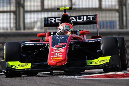 GP3 Abu Dhabi: Hubert pakt laatste GP3-titel, Pulcini wint hoofdrace