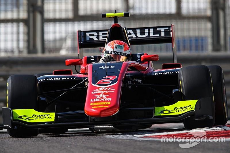 Юбер досрочно стал чемпионом GP3 благодаря штрафу Мазепина
