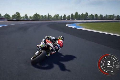 Vidéo - Découvrez le circuit de Buriram dans MotoGP 18!