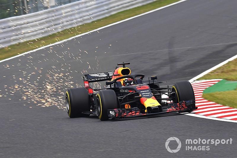 Formel 1 Suzuka 2018: Die schönsten Bilder am Freitag