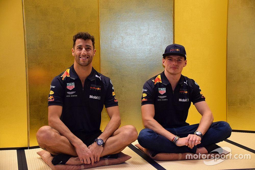Waarom Verstappen na dit seizoen Ricciardo als teamgenoot verliest