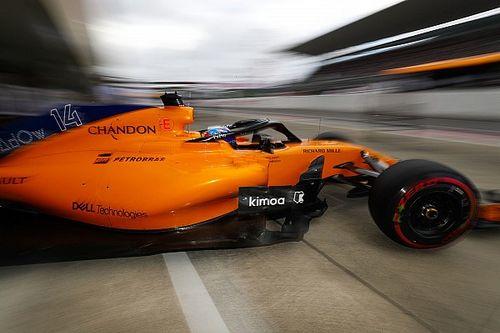 """McLaren """"celowo"""" dokonał """"błędnego"""" doboru opon"""
