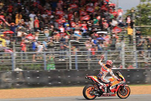 Volledige uitslag MotoGP Grand Prix van Thailand