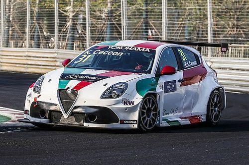 Kevin Ceccon e Alfa Romeo, il binomio prosegue nel WTCR anche per il 2019