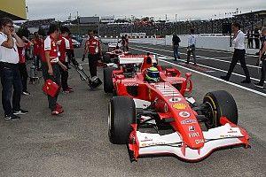 """Massa: """"Huidige motor agressiever en krachtiger dan V8"""""""