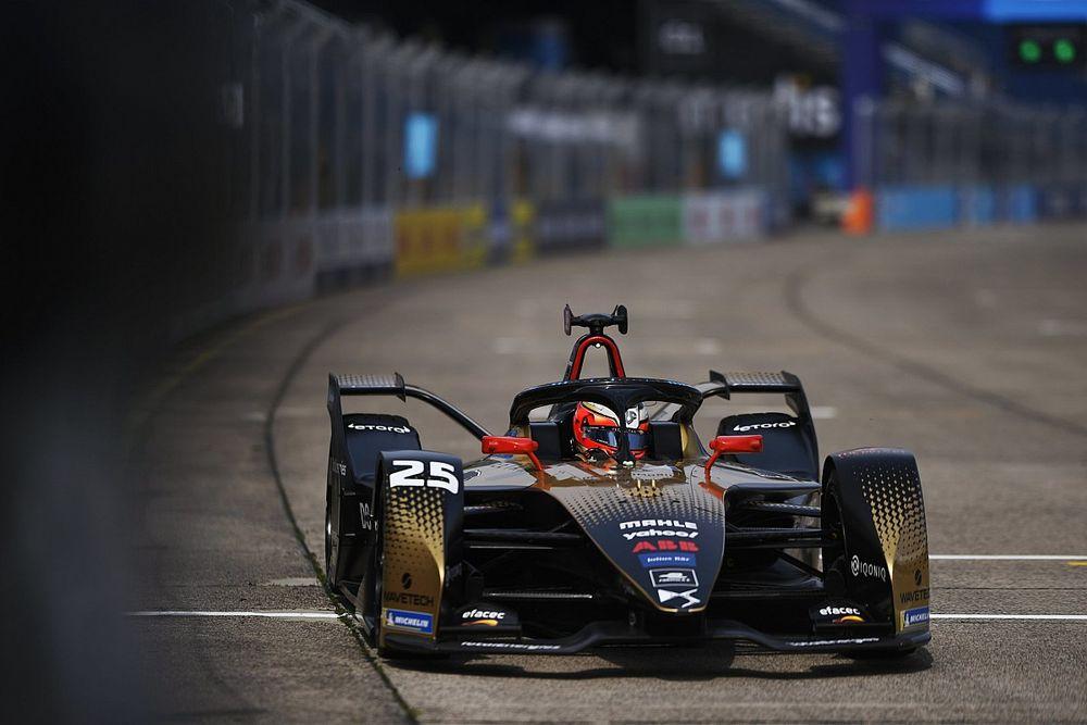Berlin E-Prix: Vergne pole'de, DS Techeetah 1-2