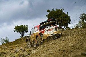 WRC: il meteo cambia il Rally Acropoli. Test duro per le gomme