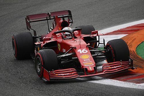LIVE Formula 1, Gran Premio d'Italia: Sprint Qualifying