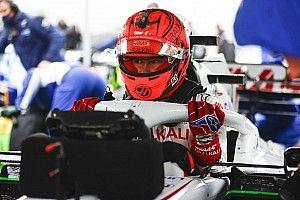 Мазепин стал уже третьим россиянином, показавшим лучший круг в гонке Формулы 1