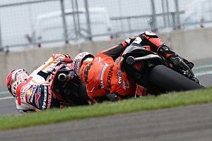 Fotogallery MotoGP: le Prove Libere del GP di Gran Bretagna