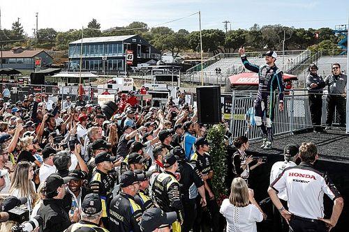 VIDEO: Grosjean y como copió a Zanardi en el sacacorchos
