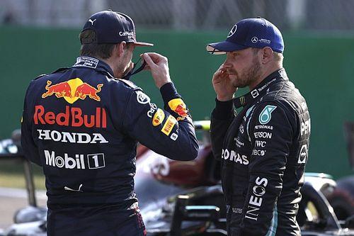 Bottas, Monza'da resmi olarak pole pozisyonunu alamaması nedeniyle üzgün
