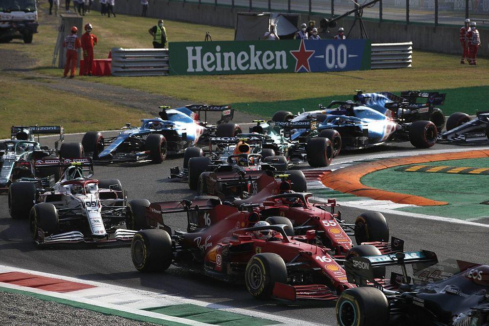 A Ferrarinak ennyire futotta most, a versenyen azért mindent beleadnak majd