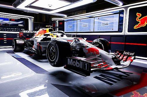 F1: Confira a pintura especial da Red Bull em homenagem à Honda para o GP da Turquia