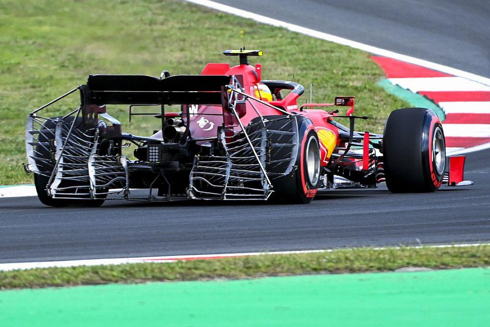 Технический брифинг: Ferrari вернула на машину «царь-матрицу»