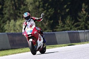 Moto2 Avusturya 2. antrenman: Günün en hızlı zamanı Ogura'dan geldi
