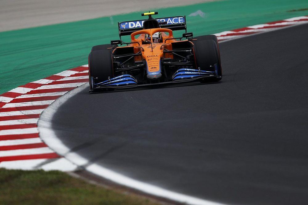 Norris: Lange doordraaiers maken het lastig voor McLaren in Turkije
