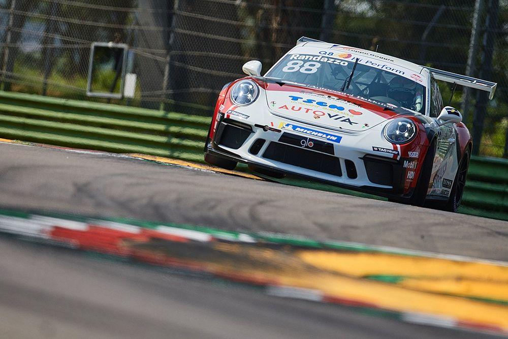 Carrera Cup Italia, Imola: Randazzo ci prova in Michelin Cup