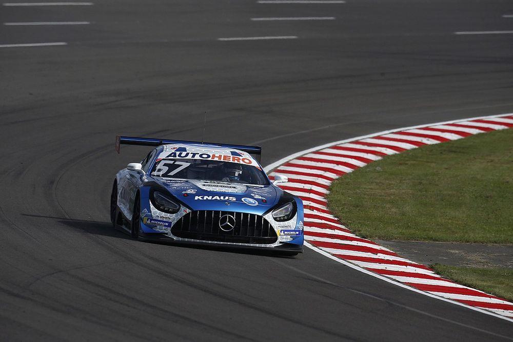Újabb újonc siker, Phillip Ellis nyerte Liam Lawson előtt a DTM első lausitzringi versenyét