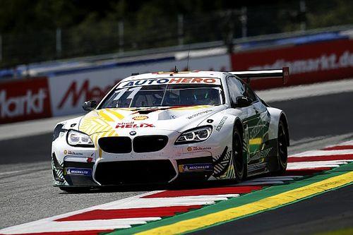 Red Bull Ring DTM: Wittmann, Lawson'ın 0.026 saniye önünde pole pozisyonunda