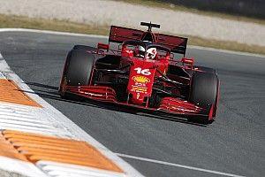 """Ferrari az FP2-es 1-2 után: """"A köridők nem árulják el a teljes történetet"""""""