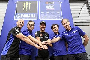 Franco Morbidelli s'engage avec Yamaha jusqu'en 2023