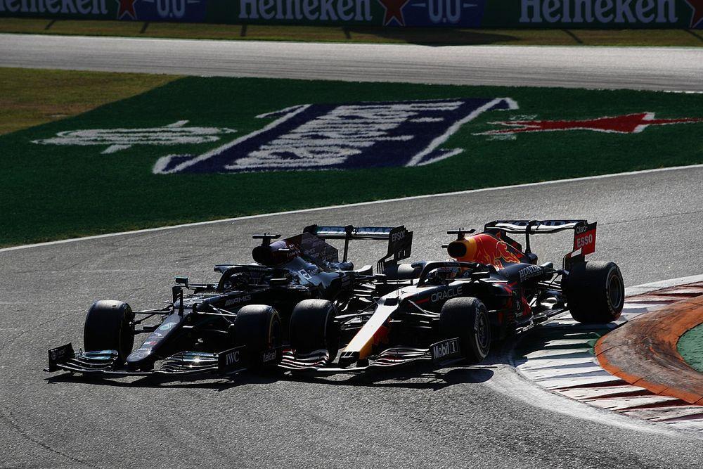 """Accrochage Verstappen-Hamilton : """"Faute tactique"""" ou """"incident de course"""" ?"""