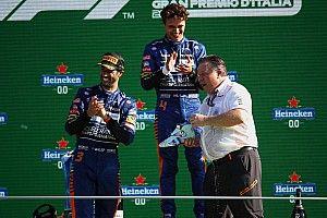 CEO McLaren Siap Penuhi Janji kepada Daniel Ricciardo