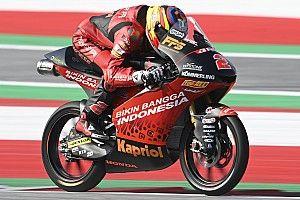 Hasil FP1 Moto3 Aragon: Rodrigo Tampil Perkasa, Garcia Terseok