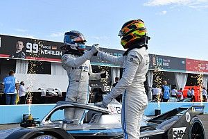Mercedes: Vandoorne's Berlin E-Prix qualifying won FE teams' title