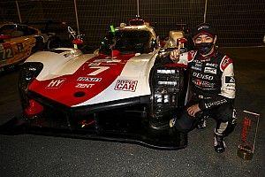 Le Mans 24h: Kobayashi grabs pole for #7 Toyota ahead of sister car