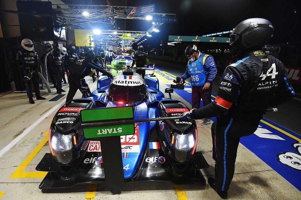 ¿Qué necesita Alpine para ganar las 24h de Le Mans 2021?