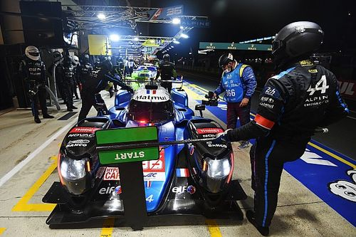 Alpine targeting 12-lap stints for chance at Le Mans victory