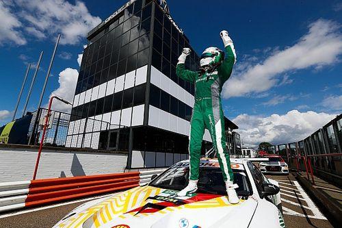 "Wittmann: Ending DTM win drought ""tasted sweet"" after ""tough"" run"
