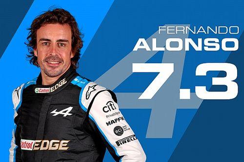 Tussenrapport Fernando Alonso: De oude vos kan het nog