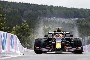 F1: Verstappen in pole a Spa. Eroico Russell secondo, sbatte Norris
