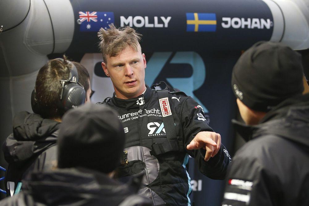 Rosberg XE drivers explain Arctic X-Prix power issues, rollover