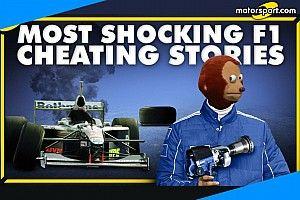 Gli imbrogli più famosi della F1: prima parte